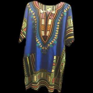 Other - Retro Dashiki shirt